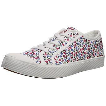Palladium Womens Pallaphoenix Canvas Low Top Lace Up Fashion Sneakers