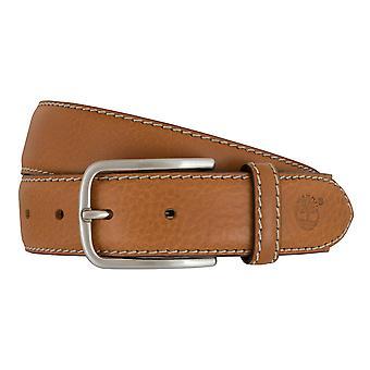 Ceintures pour hommes ceintures de Timberland en cuir jeans ceinture Cognac 7428