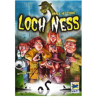 Loch Ness Board Game