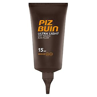 Piz Buin Ultra Light Dry Touch Body Fluid SPF15 150 ml