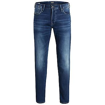 Jack & Jones mens jeans Tim Leon Blau denim