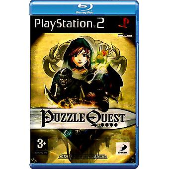 Puzzle Quest Challenge of the Warlords (PS2)