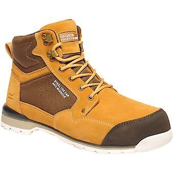 Regatta Mens Pro Dust Storm Safety Toe Cap Workwear Boots