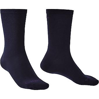 Bridgedale Mens & Womens LINER Base Layer Warm Thermal Socks