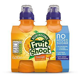 Robinsons Orangenfrucht Shooting Multipacks
