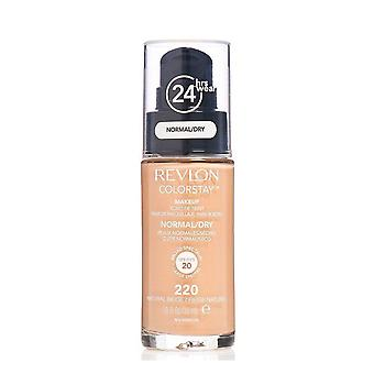 Revlon Colorstay Makeup Normal/Dry Skin - 220 Natural Beige 30ml