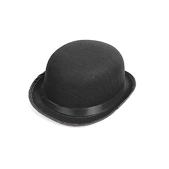 Hats  Black bowler hat