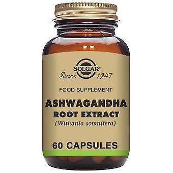 Solgar Ashwagandha Root Extract 60 Vegetable Capsules