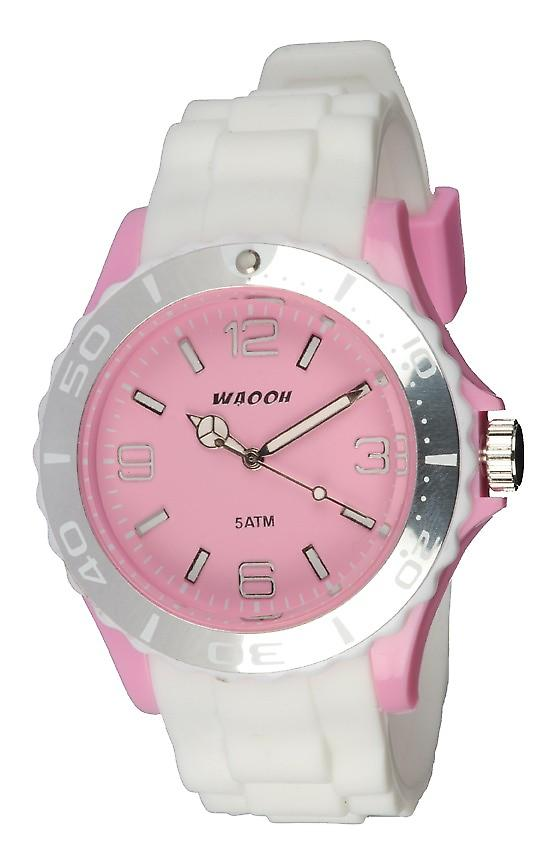 Waooh - Watch MC42 & Pink Bicolor