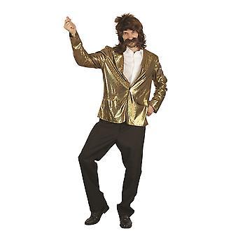 Disco Jacket Gold