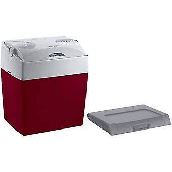 MobiCool V30 12/230 Cool box EEC=A++ (A+++ - D) Thermoelectric 12 V, 230 V Red, Grey 29 l
