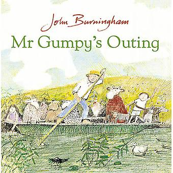 Mr Gumpy's Outing by John Burningham - 9780099408796 Book