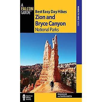Randonnée d'un jour meilleur facile Zion et Bryce Canyon National parcs (2e révisé