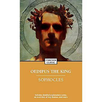 Edyp król przez Sofoklesa - Cynthia Brantley Johnson - Bernard Kn