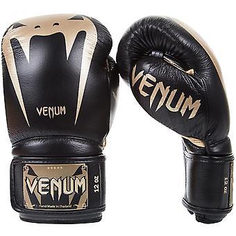 Venum Giant 3,0 Boxhandschuhe schwarz/Gold