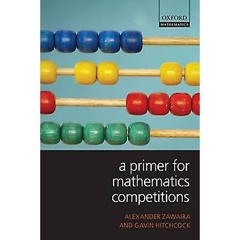 وهو أول كتاب لمسابقات الرياضيات بالكسندر زاويرى-غافن مرحبا