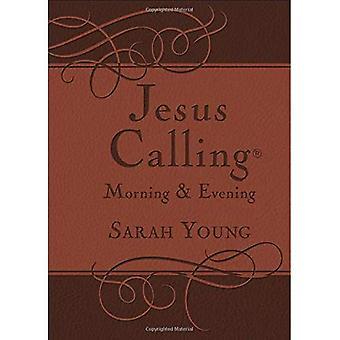 JESUS CALLING OCHTEND EN ZELFS JESUS CALLING