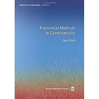 Polynomial Methods in Combinatorics (University Lecture Series)