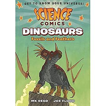 Science Comics: Land of the Dinosaurs