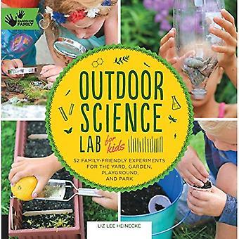 Laboratoire de sciences en plein air pour les enfants