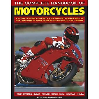 Le manuel complet de motos