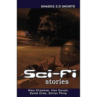 Sci-Fi Geschichten Schattierungen Shorts 2.0 (Shades 2.0)