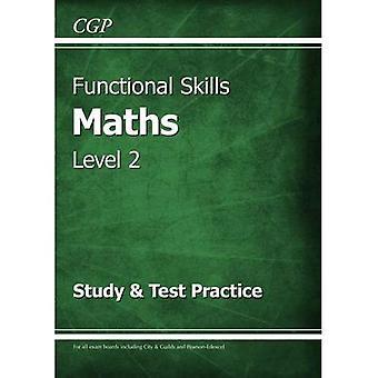Funktionella färdigheter matematik nivå 2 - studien & Test praxis