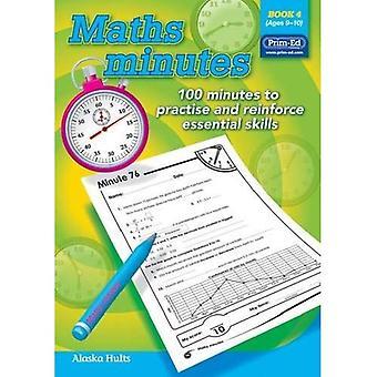 Maths Minutes: Book 4