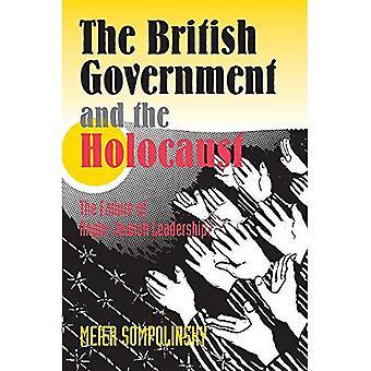 Governo britannico e l'Olocausto: il fallimento della Leadership Anglo-ebraica