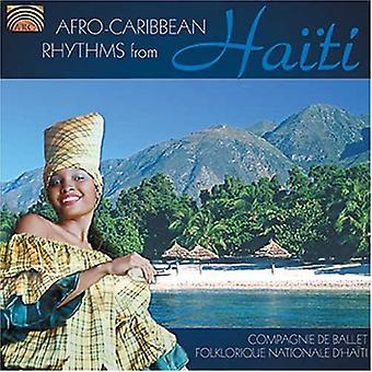 Compagnie Rhythms De Danse D'Haiti - Afro-Carribean Rhythms From Haiti [CD] USA import