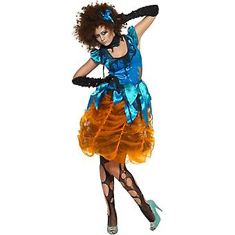 Womens Killerella Fancy Dress Costume