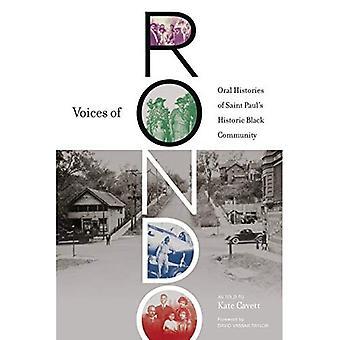 Voices of Rondo: Oral Histories of Saint Paul's Historic Black Community (Fesler-Lampert Minnesota Heritage)