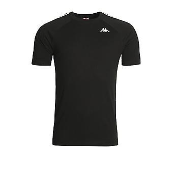 Kappa Banda Coen T-Shirt | Black