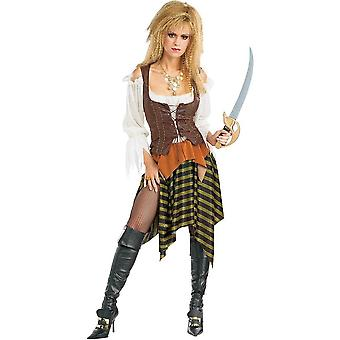 Kostium dla dorosłych kobiet pirata