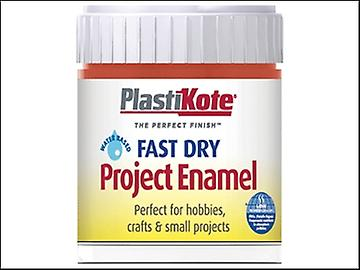 Plasti-kote Fast Dry Enamel Paint B13 Bottle Insignia Red 59ml