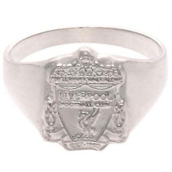 Liverpool FC Sterling Silver Ring