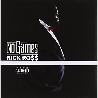 ROS Rick - No Games [CD] USA import
