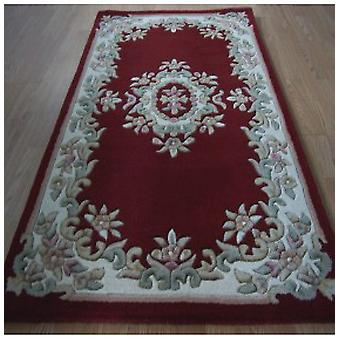 Rugs -Mahal Aubusson - Red