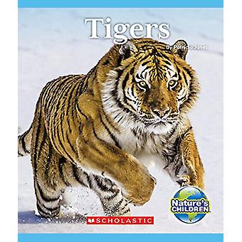 Tigers by Patricia Janes - 9780531245071 Book