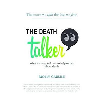 The Death Talker by Molly Carlile - 9781742578736 Book