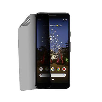 Celicious Privacy Plus 4-Way Anti-Spy Filter Screen Protector Film Compatible with Google Pixel 3a XL