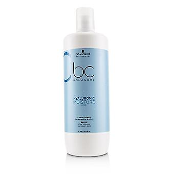 Schwarzkopf BC Bonacure Hyaluronic Moisture Kick Conditioner (For Normal to Dry Hair) 1000ml/33.8oz