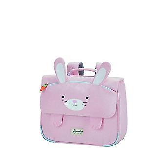 Samsonite Happy Sammies - School Backpack S - 32 cm - 8 L - Pink (Rabbit Rosie)
