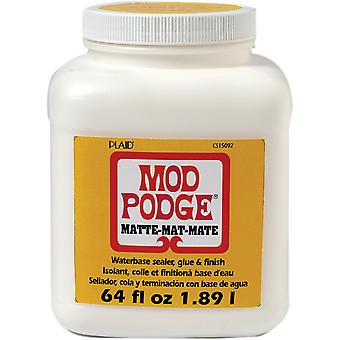 Mod Podge Matte Finish-64oz CS15092