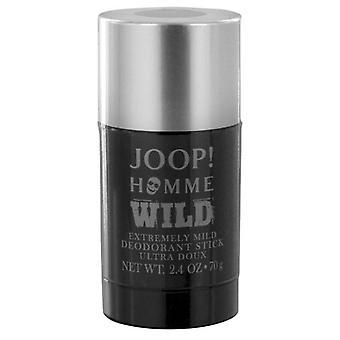 JOOP! WILD by Joop! EXTREMELY MILD DEODORANT STICK 2.4 OZ