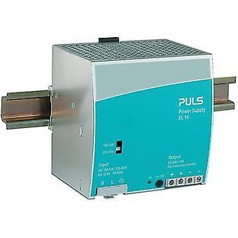 PULS SilverLine SL5.100 DIN Rail Power Supply 24Vdc 5A 120W, 1-Phase