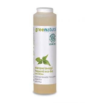 Green People Shampoo Frequent Washes Linen And Ortiga 250 Ml