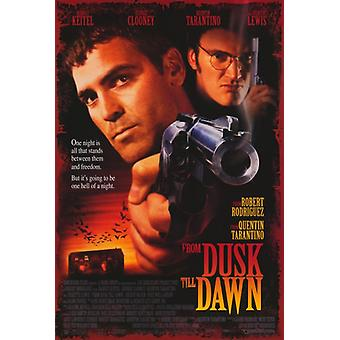 From Dusk Till Dawn Movie Poster Print (27 x 40)