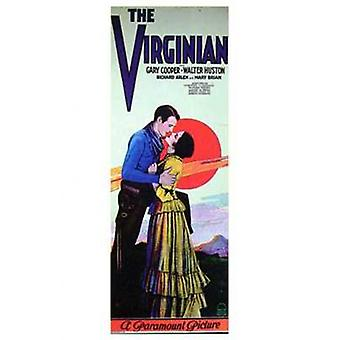 Virginian Movie Poster (11 x 17)