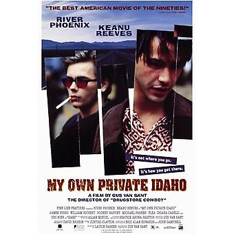My Own Private Idaho Movie Poster Print (27 x 40)